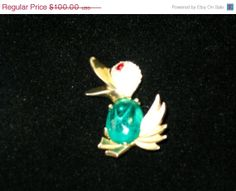 March Sale Jomaz jelly belly figural signed green by betsstuff, $80.00
