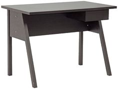 Baxton Studio Frommes Modern Desk Dark Brown ** You can find out more details at the link of the image.Note:It is affiliate link to Amazon.