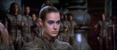 Dune Movie Cast - Behind The Scenes - Arrakis - Dune.   Chani
