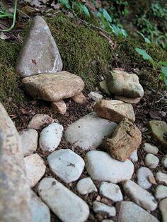 Saara's Dollhouse - Saaran nukkekoti: MINIMAAILMOJA METSÄSSÄ - MINIATURE WORLDS IN THE FOREST