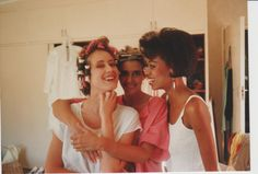 Bridesmaids..Jane Filmer, Linda Turner Ambor, Rose Francis 5 Apr 1987 Great Father, You Are Special, Love You Forever, Costa, Bridesmaids, Husband, Film, People, Movies