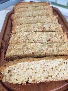 Budín de manzana y avena Vegan Recipes, Cooking Recipes, Dessert Recipes, Desserts, Sin Gluten, Cupcake Cakes, Food And Drink, Yummy Food, Snacks