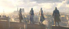 Assassin's Creed - Unity wallpaper by LawlietteRyu.deviantart.com on @deviantART