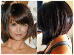 25+ best Short bobs with bangs