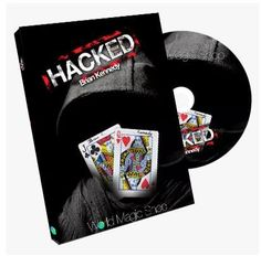 Free shipping! 2015 New Hacked (DVD and Gimmick) - Magic Tricks,Close up,card,stage magic,illusions,amazing,magic props   http://www.buymagictrick.com/products/free-shipping-2015-new-hacked-dvd-and-gimmick-magic-tricksclose-upcardstage-magicillusionsamazingmagic-props/  US $13.28  Buy Magic Tricks