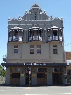 The Norville Hotel. Toowoomba, Queensland, Australia