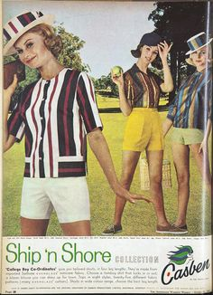 Casben fashion 1963 - Ship  n Shore Separates 0116a100dcf9