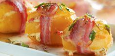 Receita de Batata Laminada com bacon | Guia de Receitas
