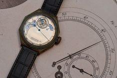 Ferdinand Berthoud – Chronomètre FB 1R Edition 1785 Ferdinand, Initials, Bronze, Watches, Accessories, Wrist Watches, Wristwatches, Tag Watches, Watch