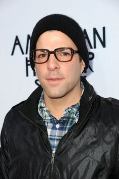 Zachary Quinto at event of American Horror Story: Asylum...will alays love you as SYLAR!!!!!!!!!!!!!!