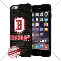 "NCAA-Bradley Braves,Cool iPhone 6 Plus (6+ , 5.5"") Smartphone Case Cover Collector iphone TPU Rubber Case Black SHUMMA http://www.amazon.com/dp/B012KW9AKQ/ref=cm_sw_r_pi_dp_-9pPwb1V9A1QV"