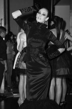Backstage Grupo Moda México - Enero 2013, Intermoda - ph: Guillermina Fernandez