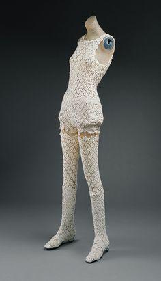 ungaro designer 1960s Designer Crochet: The 50 Famous Fashion Designers Project