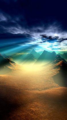 Beautiful sun lightを毎日感じる