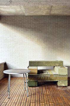 Eclectic Loft in Antwerp