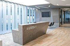 Kaspersky Lab Offices by OFFCON, London – UK » Retail Design Blog