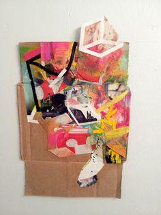 """Saatchi Online Artist Kenneth Park; Mixed Media, """"DAY:13"""" #art"""