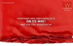 Shhh.........you have been waiting to hear this since forever ;P Guess & win big with us this season  #Shop24x7W