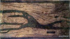 """The Tabula Peutingeriana"", Colmar monk, ca. 1265 AD; Instrument, Navigation, General Reference"