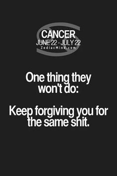 Even if I say I forgive you I'm lying. I'll forgive you if you do it less than two times... other than that I won't forgive you.