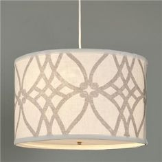 nursery lighting. I'd like something like this over the rocker