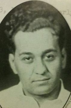 """Young Anthony Accardo Chicago Outfit Boss from til' 1992 when """"Joe Batters"""" died of natural causes never spending ONE night in prison! Albert Anastasia, Frank Costello, Chicago Outfit, Mafia Families, Mobsters, Al Capone, My Kind Of Town, Thug Life, The Godfather"""