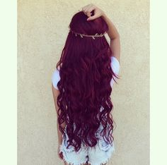 Burgundy on We Heart It