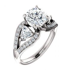 Beautiful Engagement Ring Thank You For My Bridal After Long Time