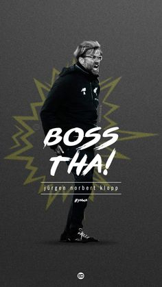 Boss of Liverpool Football Icon, Football Players, Juergen Klopp, Liverpool Anfield, Liverpool Wallpapers, This Is Anfield, Champions League, Boss, Soccer