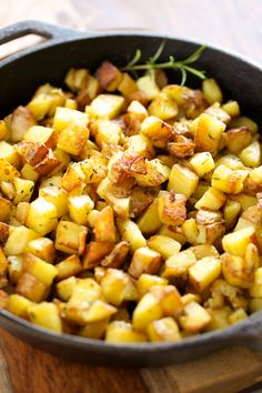 The Best Rosemary Potatoes