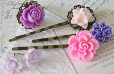 GroopDealz | Bloomin' Baubles DIY Bobby Pin & Jewelry Making Kit