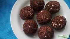 golyó Cookies, Chocolate, Ethnic Recipes, Cukor, Food, Biscuits, Schokolade, Essen, Chocolates