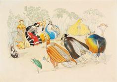 Ernst Kreidolf (1863-1956) Swiss Artist