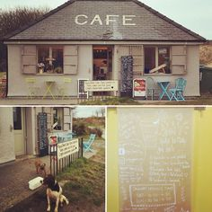 The wonderful Lligwy beach Cafe 🍰☕️❤️