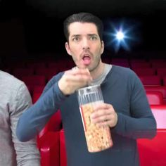 Pin for Later: The Property Brothers Video Clips You Won't See on HGTV The One With the Snacks