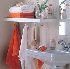 10 DIY Cool And Chic Decoration Ideas For Bathrooms | Diy & Crafts Ideas Magazine