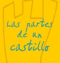 Enseñando y Aprendiendo: LAS PARTES DE UN CASTILLO.