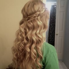 Princess braid!