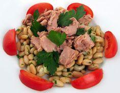 Recette - Salade de thon et haricots blancs