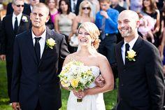 51_windsor_backyard_wedding_ceremony Farm Wedding, Wedding Ceremony, Windsor Ontario, Farms, Destination Wedding, Backyard, Weddings, Wedding Dresses, Photography