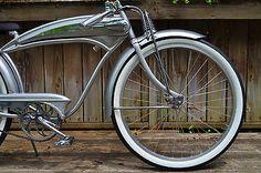 vintage retro bicycle higgins shelby monark elgin tank bike 26 custom rat