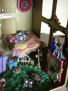 Christmas fairy house by Terry | Flickr - Photo Sharing!