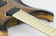 Arda Guitars - Handmade Guitars