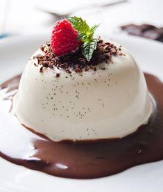 Ice Cream Desserts, Ice Cream Recipes, Italian Desserts, Italian Recipes, Different Cakes, Panna Cotta, Tiramisu, Sweet Tooth, Food Porn
