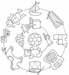 Kleurplaten Sint Mandala.Sinterklaas Kleurplaten