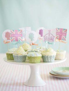 Cupcakes, British style follow Styloveit in Facebook Twitter Pinterest Foursquare Instagram