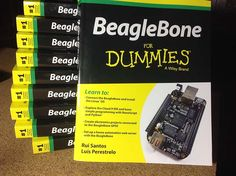 BeagleBone For Dummies Book Giveaway