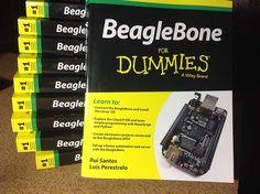 BeagleBone For Dummies Book Giveaway