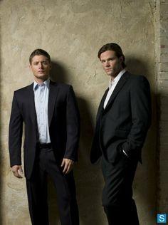 Jensen Ackles & Jared Padalecki, photoshoot - Season 4