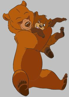 *KENAI & KODA ~ Brother Bear